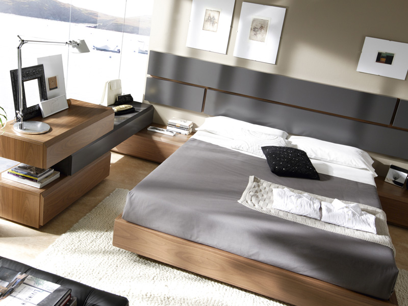 Bienvenidos a dg muebles cocinas i mobiliario de hogar y - Dormitorios blanco y negro ...
