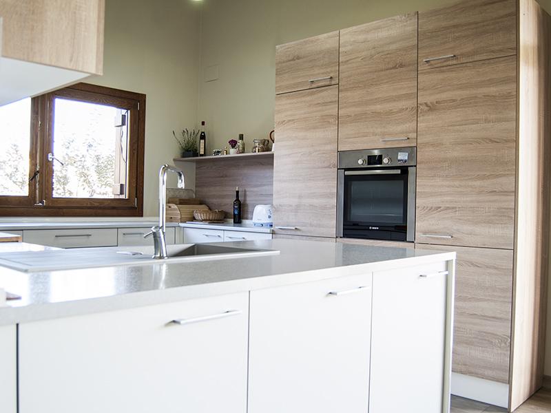 Limpiar muebles de cocina de madera finest disear bien la - Limpiar cocina de madera ...